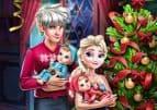 Elsa Family Christmas