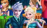 Elsa And Jack Love Kiss
