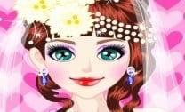 A linda Bride