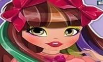 A lolita fashion