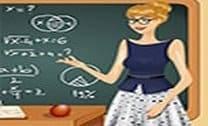 A Professora Da Escola