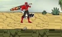 Ação dos Power Rangers