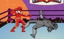 Ação Power Rangers