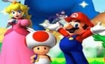 Achar objetos do Mario