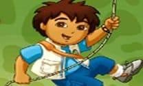 Ajudar Diego a encontrar os animais