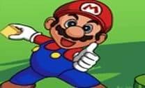 Ajudar Mario nas plataformas a equilibrar as caixas