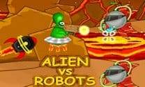 Aliens Vs Robôs