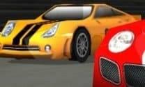 Alta velocidade em 3D