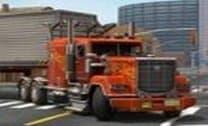 American Truck 3D Parking