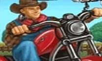 Andar de moto na fazenda