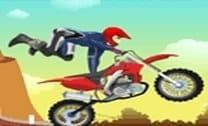 Andar de moto