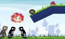 Angry Birds e Zumbis