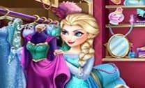 Armário de Elsa