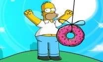 Arremesso do Homer Simpson
