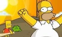 Arremesso dos Simpsons