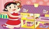 Arrumar Casa de Bonecas
