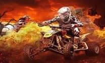 ATV Desafio No Inferno