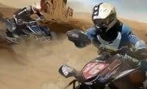 ATV no Deserto 3D