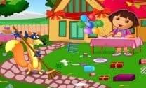 Bagunça da Dora