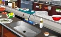 Bagunça na Cozinha