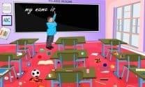 Bagunça na Escola