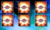 Bakugan jogo da memoria
