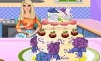 Barbie Fazendo Bolo