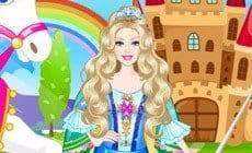 Barbie Musketeer Dress Up