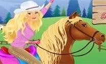Barbie no Cavalo