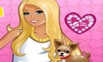 Barbie quebra-cabeça
