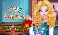 Barbie's Winter Goals
