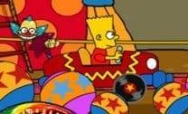 Bart e a corrida de circo