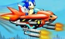 Batalha com o Sonic
