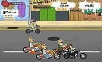 Batalha de gangues