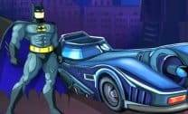 Batman Drift Smash