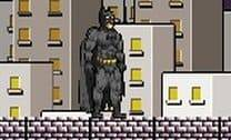 Batman em fuga noturna