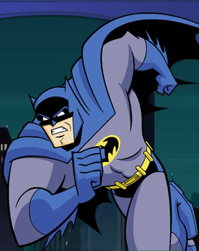 Batman jogo dos erros