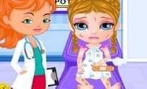 Bebê Barbie Acidente No Playtime