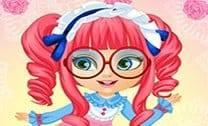 Bebê Barbie Trajes De Mangá
