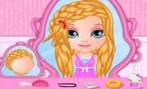 Bebê Barbie Tranças De Verão