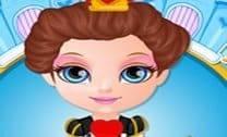 Bebê Barbie Vilões Trajes