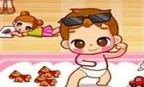 Bebê dançando Gangnam Style