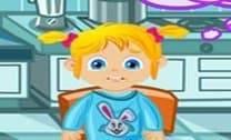 Bebê Ella Em Um Piquenique