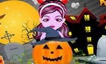 Bebê Monstro Abóbora De Halloween