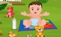 Bebê no Parque