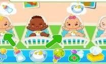 Bebês da Creche