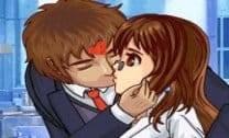 Beijo No Horário de Trabalho