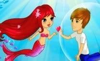 Beijos em alto mar