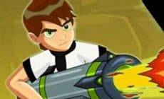 Ben 10 Bazooka Madness