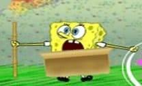 Bob esponja bolhas